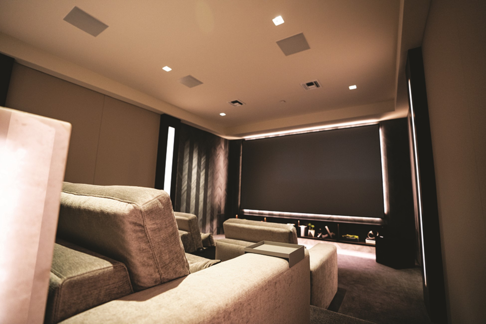 Make Your Home The Best Seat In The House With A Custom Home Theater