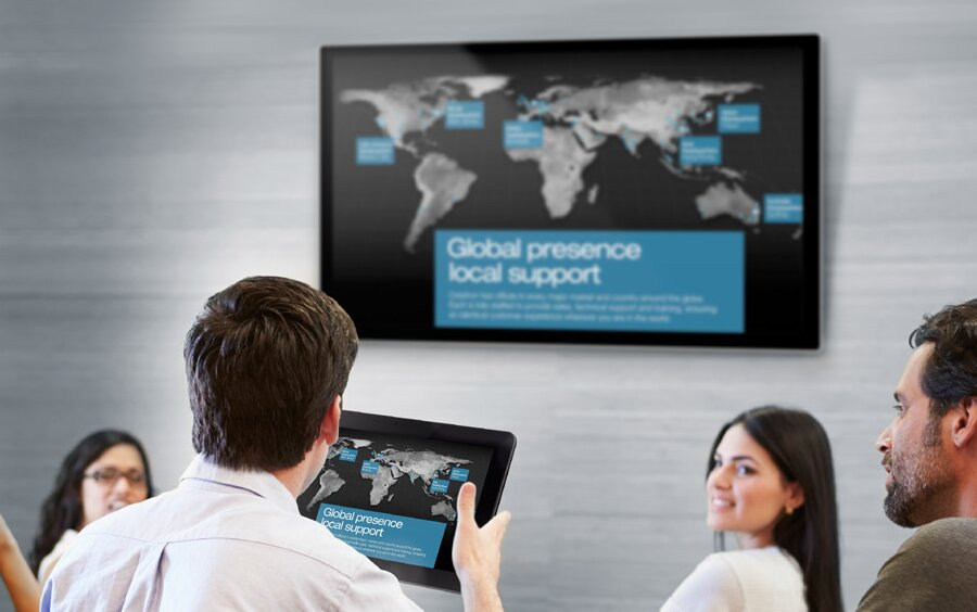 A Touchless and Seamless Approach to Video Conferencing