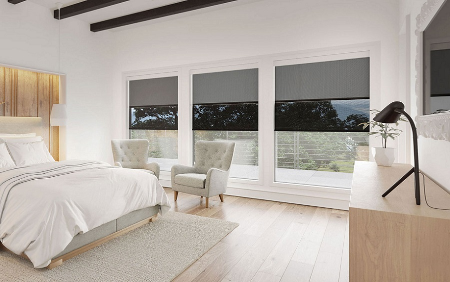 Screen Innovations: Motorized Shades for Your Ultimate All-Day Comfort