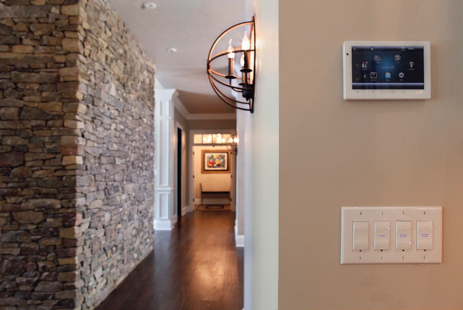Interested in Simplifying Your Home? Control4 Home Automation is Here.